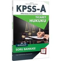 657 Yayınevi 2018 Kpss A Grubu Ticaret Hukuku Açıklamalı Soru Bankası