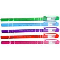Proteks Candy Renkli Tükenmez Kalem 5'li