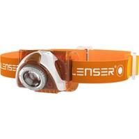 Led Lenser SEO3 Orange Kafa Feneri