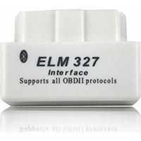 ELM327 Super mini bluetooth V2.1 OBD2 (beyaz)