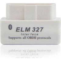 ELM327 Süpermini Araç Arıza Tespit Cihazı OBD2 V1.5 (Beyaz)