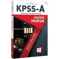 657 Yayınevi 2018 Kpss A Grubu Tüm Kurum Sınavları İcin Medeni Hukuk Konu Anlatım