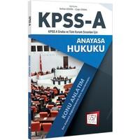 657 Yayınevi 2018 Kpss A Grubu Ve Tüm Kurum Sınavları İcin Anayasa Hukuku Konu Anlatım