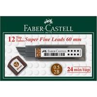 Faber-Castell Min Super Fıne 2B 0.5 12 Adet