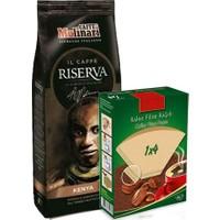 Caffè Molinari Kenya 250G + 1X4 Filtre Kahve Kağıdı