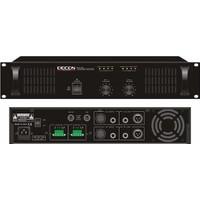 Decon DP 2100 - 2x100W 70/100V 4-16 ohm Power Amplifikatör