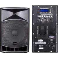Decon DS 12BP 12'' 250W USB/SD/MP3/WMA Aktif Kabin Hoparlör