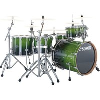 SONOR - ESF 11 Studio Drum Greenfade