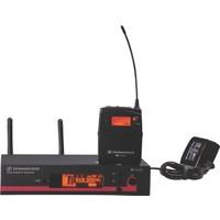 Sennheiser EW-122 G3 Kablosuz Yaka Mikrofon Seti (Bi-Directional)