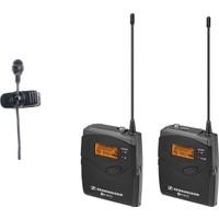 Sennheiser EW-122 P G3 Kablosuz Kamera Tipi Yaka Mikrofonu