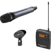 Sennheiser EW-135 P G3 Kablosuz El Tipi Kamera Mikrofonu