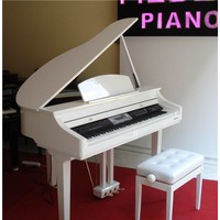 Medeli Grand 500 - Parlak Beyaz Dijital Piyano