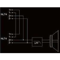 AudioCenter K-LA615B Pasif Line Array Bas Modul