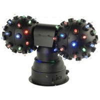 Eclips Led Double Ball 10mm Ledli İkili Döner Top