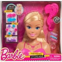 Gıochı Prezıosı Barbie Saç Tasarım Büstü