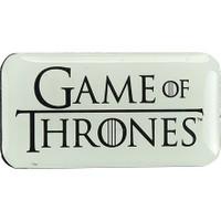 Game Of Thrones Yaka Rozeti Beyaz