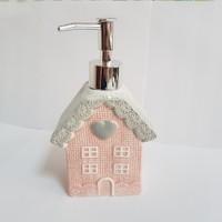Acar Porselen Ev Model Sıvı Sabunluk