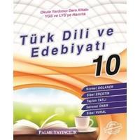 Palme 10. Sınıf Türk Dili ve Edebiyatı Konu Anlatımlı - Kıymet Dolaner