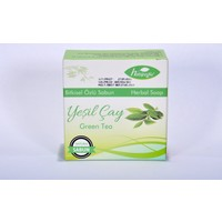 Habipoğlu Yeşil Çay Bitkisel Özlü Sabun