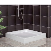 Shower Kare Monoblok Duş Teknesi 100*100