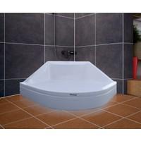 Shower Oval Oturmalı Duş Teknesi 100*100