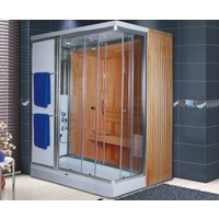 Shower Bellıssa Sauna & Compact 100*140 - Sistem - Iıı -