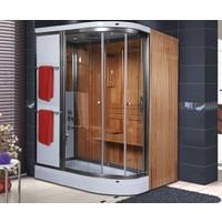 Shower Alonza Sauna & Compact 80*140 Sistem - Iı -