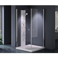 Shower Chıca Şok Duş Sistemi Beyaz