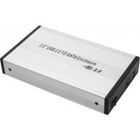 Hytech Hy-Hdc30 3.5 Usb 2.0 Sata Harddisk Kutusu Silver