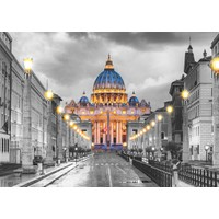 Puzz (68x48 cm) 1000'li Yapboz Roma