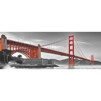 Puzz (34x96 cm) 1000'li Panoramik Yapboz San Francisco