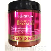 Marjinal Rainbow Argan Ve Keratin Saç Maskesi 500 Ml
