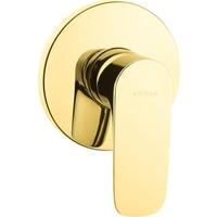 Artema X-Line Ankastre Altın Duş Bataryası
