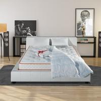 Hepsiburada Home Ergo Spring Full Ortopedik Pocket Yaylı Yatak 150 x 200 cm - Yorgan & Alez & Yastık