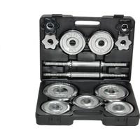 Delta Dura-Strong Deluxe Kromaj 20 Kg. Özel Çantalı Set - DS 322