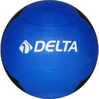 Delta Sağlık Topu Zıplayan 3 Kg Mavi/Siyah - DST 7553