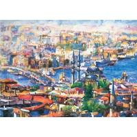 Puzz Süleymaniye'den Görüntü - 1000 Parça Puzzle