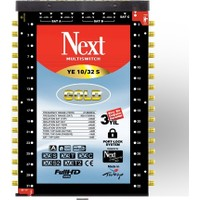 Next YE-10/16 Sonlu Multiswitch + Adaptör