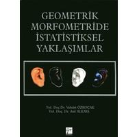 Geometrik Morfometride İstatiksel Yaklaşımlar