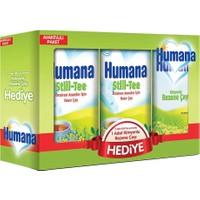 Humana 2'li Still Tee + Rezene Çayı Avantaj Paketi