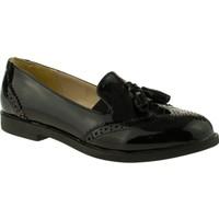 Vicco 913.V.393 Püsküllü Çocuk Siyah Çocuk Ayakkabı