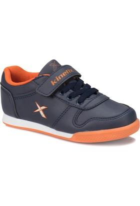 Kinetix Tarin Lacivert Turuncu Beyaz Erkek Çocuk Sneaker Ayakkabı