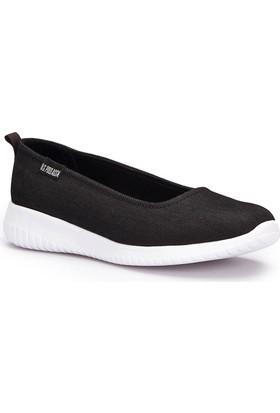 U.S. Polo Assn. Tilos Siyah Kadın Sneaker
