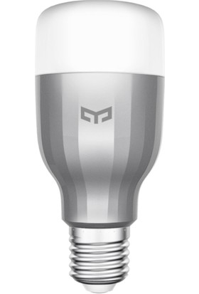 Xiaomi Yeelight Wİ-Fi Akıllı Led Ampul E27 Rgbw Smart Led -Colorful Edition. 16M Renk