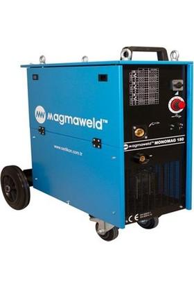 Magmaweld Monomag 180 Gazaltı Kaynak Makinası Monofaze 220V