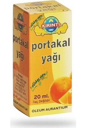 Siirt Doğal Gıda-Kırıntı Portakal Yağı 20 Mı.