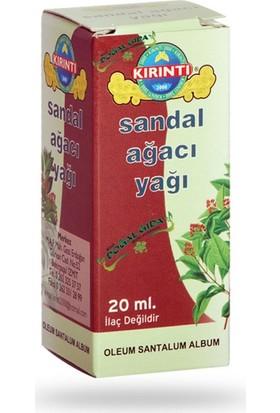 Siirt Doğal Gıda-Kırıntı Sandal Ağacı Yağı 20 Mı.
