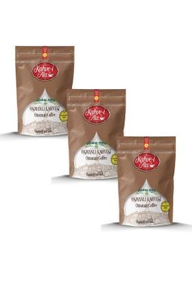 Siirt Doğal Gıda Kahve-İ Ala Osmanlı Kahvesi 200Gr X 3 Adet