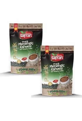 Siirt Doğal Gıda Safran Sütlü Menengiç Kahvesi 200Gr X 2 Adet