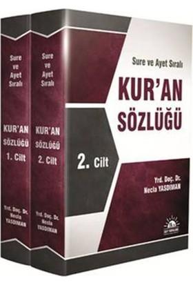 Sure Ve Ayet Sırasıyla - Kur'an Sözlüğü (2 Cilt Takım) (Ciltli)